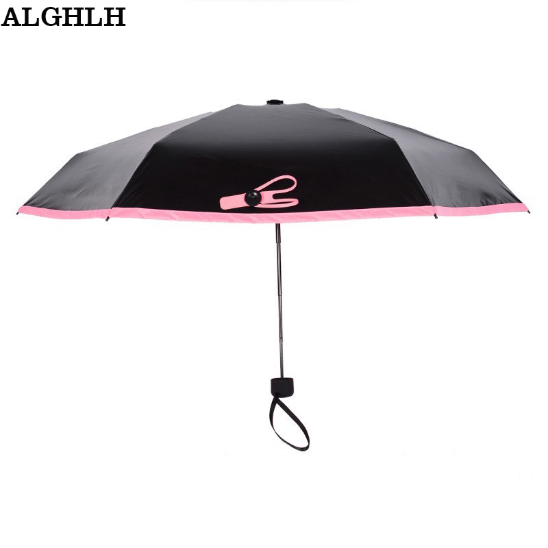 Uv Patio Umbrella: Mini Fashion Folding Sun Protection UV Sun Umbrella Mini
