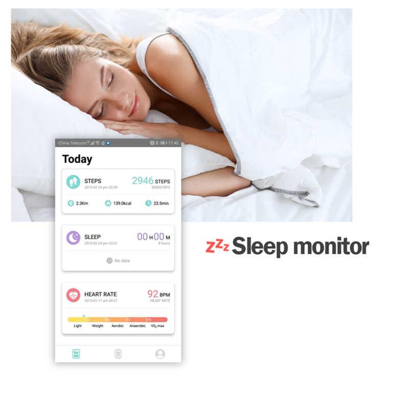 смарт часы женские Цветной экран Водонепроницаемый трекер шагомер калорий часы часы женские спортивные Connect IOS Android