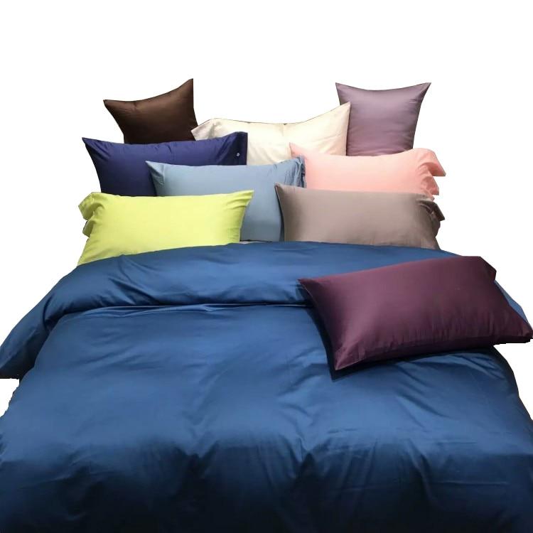 500TC egyptian cotton bedding set queen size white duvet cover set bed linen brown silver grey