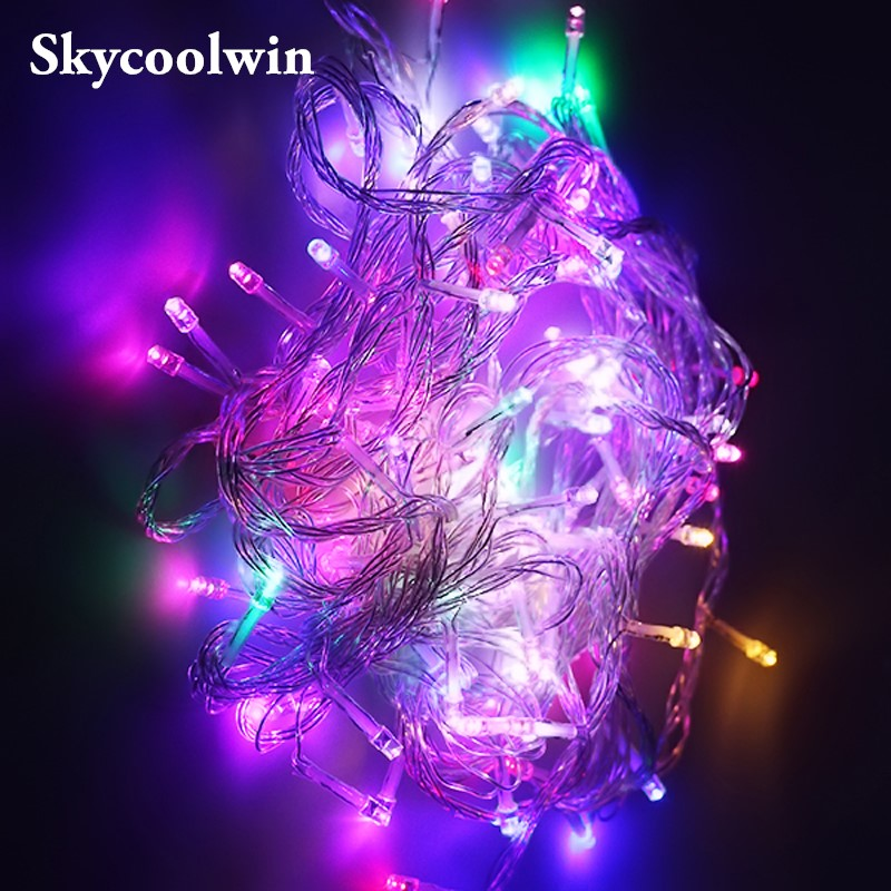Hot Sale Christmas Light String 20M 100 Led Fairy Lights