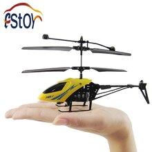 Helicóptero DO RC 2.5/3.5 Canais Ao Ar Livre Metal Gyro RTF Zangão Aeronave Helicóptero de Controle Remoto Brinquedos eletrônicos & Hobbies