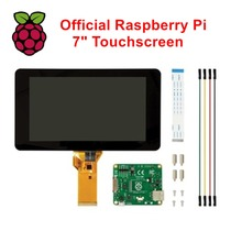 Buy online Official Raspberry Pi 7″ Touch Screen 800*480 Display Monitor for Raspberry Pi 3 / 2 Model B / B+ / A+