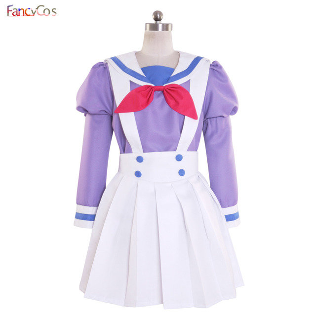 Halloween Women s Go! Princess PreCure Cure Flora Haruka Haruno Uniform Cosplay  Costume High Quality Custom Made 18310d771937
