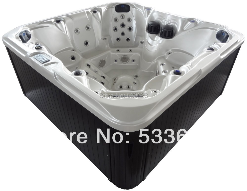 2806 outdoor hot tub with 7 seats for party-in Bathtubs & Whirlpools ...