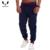 Mens Joggers 2016 Hombres de Marca Pantalones de Los Hombres Basculador Harén Botones Decorativos Pantalones XXL YFBVBN