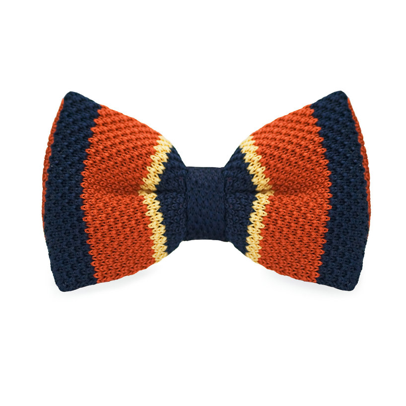 F 327 Knitted Bowtie Mens Neck Tie For Men Suits And Dress Pajaritas
