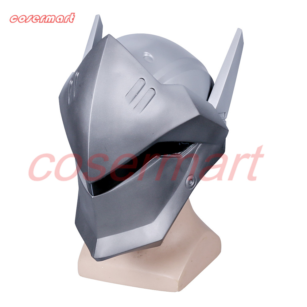Game OW Over Watch Genji Overhead Helmet Cosplay Mask PVC Helmet Halloween Carnival Party Prop (7)