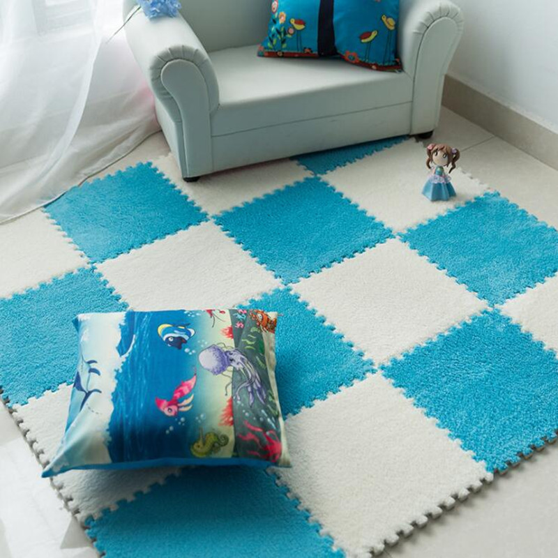 Foam Baby Play Mat Puzzle for Kids Children Carpet Rug Play Mat Developmental Mat Rubber ...