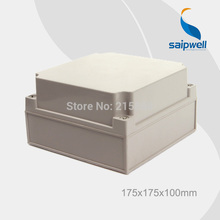 Saip waterproof terminal box,plastic waterproof box ip66 175*175*100mm