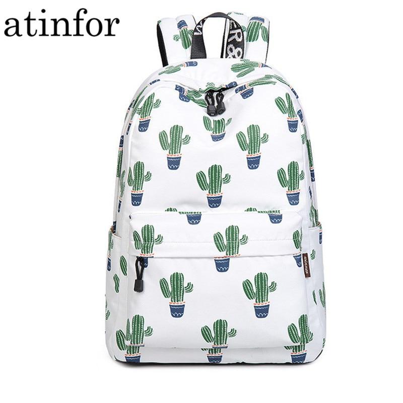 HITOP Backpacks for Teen Girls Cute Fashion School Student Bookbag Set Lapt...