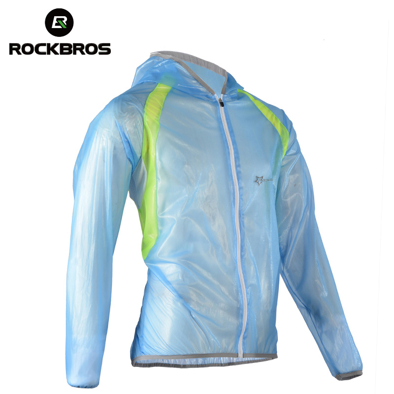 ROCKBROS Jacket Jersey Cycle Bike Wind-Coat Ciclismo Breathable 3-Colors