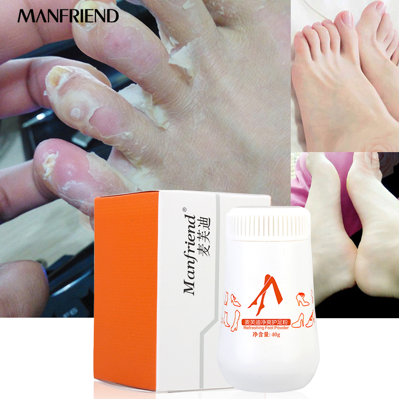Feet Deodorant Itching Whitening Plant Herbal Powder Foot Absorbent Sweat Formula Feet Dry Fresh Smell Sweat Foot Skin Care