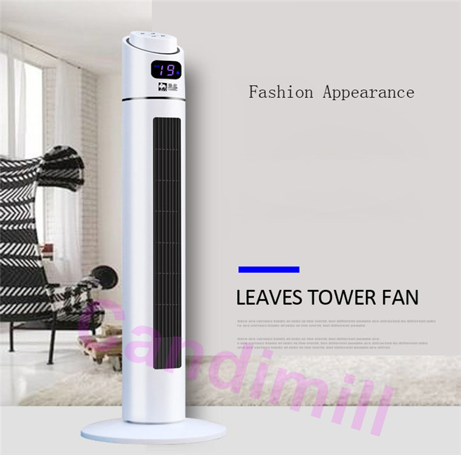 Candimill High Quality Electric Air Bladeless Home Floor <font><b>Remote</b></font> Control Price