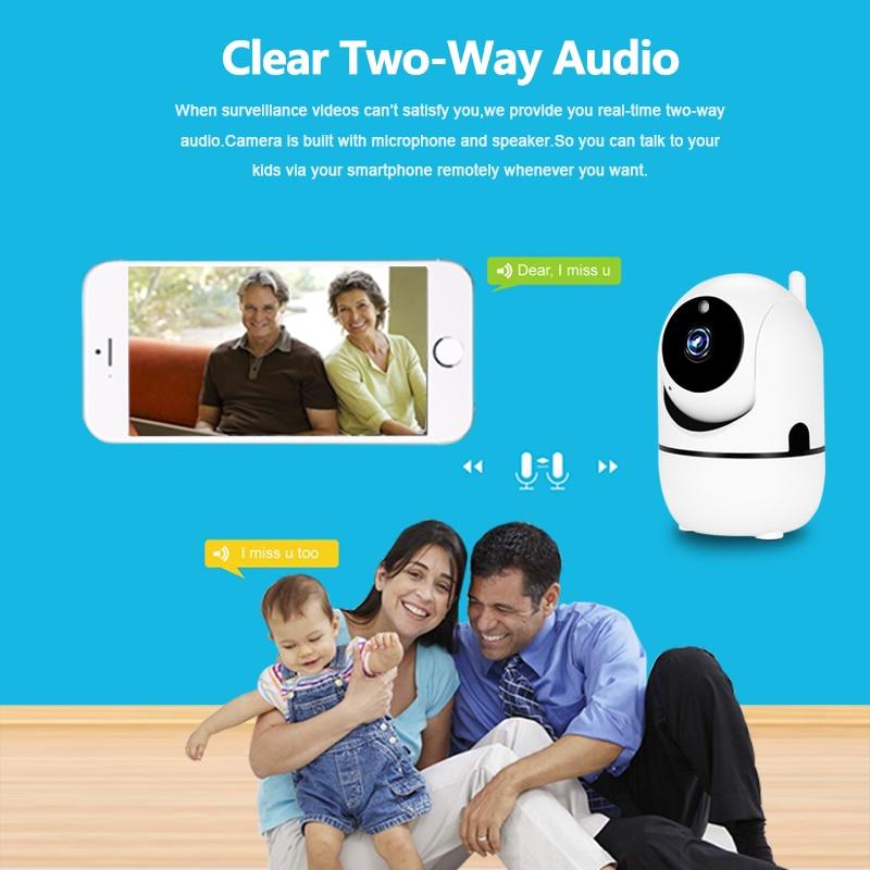1080P Wireless IP Camera Cloud Wifi Camera Smart Auto Tracking Human Home Security Surveillance CCTV Network 1080P Wireless IP Camera Cloud Wifi Camera Smart Auto Tracking Human Home Security Surveillance CCTV Network