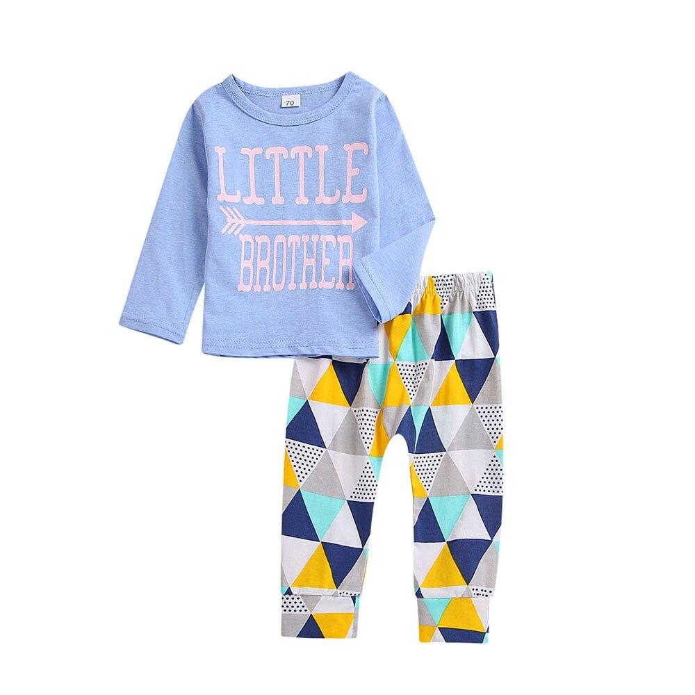 Mother & Kids Arloneet Clothes Baby Boys Cartoon Shirt Denim Shorts Funny Kids Tops Beach Shirt For Boys 2pcs 2019 Summer Toddle Boy Outfits