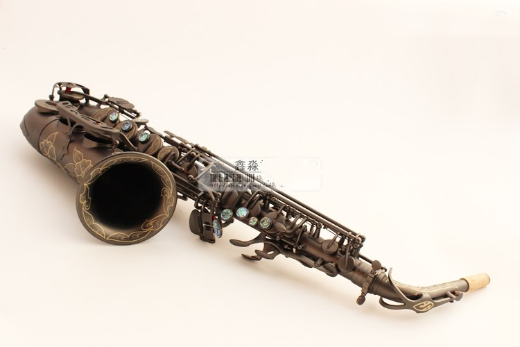 France Henri Selma 54R New Saxophone E Flat Alto High Quality Retro Alto saxophone Top Professional Musical Instruments Free new selling musical instrument alto saxophone high quality matt black e alto sax beautiful professional level free shipping