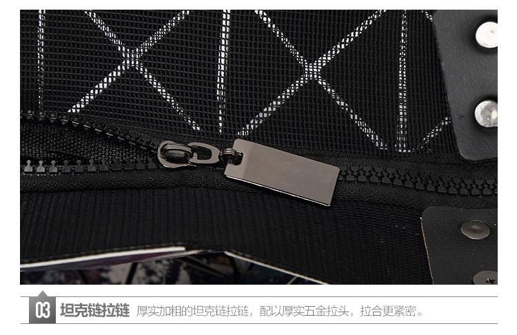Women-Geometric-Plaid-Bag-Folded-Madam-Casual-Tote-Top-Handle-Distortion-Package-Shoulder-Bag-Bao-Bao-Pearl-BaoBao_10