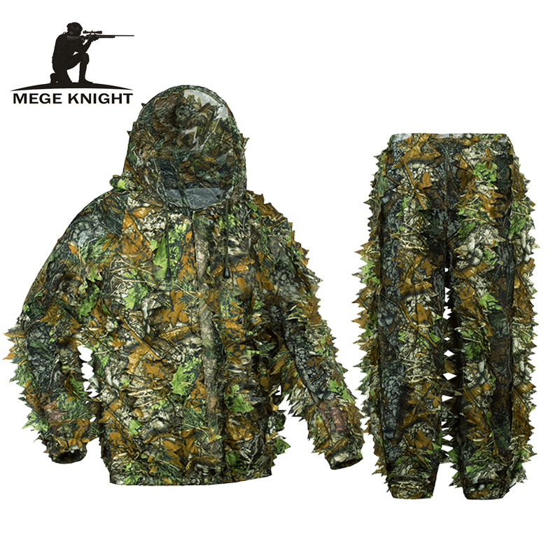Hunting Suit Camouflage Clothing Tactical Military Swat Multicam Training Suit Jungle Caza Outfit Net Jacket And Pants