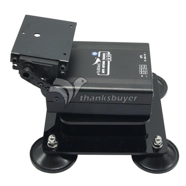 Arkbird Cardán FPV Antena Auto Tracker AAT Prolongue 1.2/5.8G Pad y Módulo de Modulación