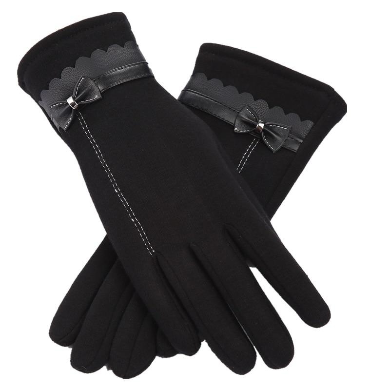 MINHIN New Fashion Women Gloves Winter C