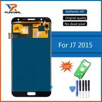 Grade AAA LCD Display For Samsung Galaxy J7 2015 J700 J700F J700H J700M AMOLED Touch Screen