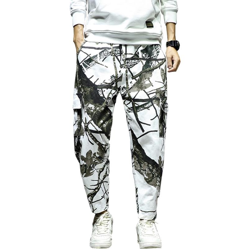 Drop Verschiffen Männer Hip Hop Hosen Lose Streetwear Hosen Herren Jogginghose Pantalones De Hombre Abz50 GroßE Sorten Jungen Kleidung
