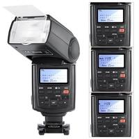Neewer NW680/TT680 Speedlite Flash E TTL Camera Flash for Canon 5D/MARK 2/6D/60D/700D/50DT3I T2I/other Canon DSLR Cameras