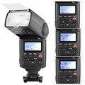 Neewer NW680/TT680 Вспышка Speedlite E-TTL вспышка для камеры Canon 5D/MARK 2/6D/60D/700D/50DT3I T2I/другие камеры Canon DSLR s