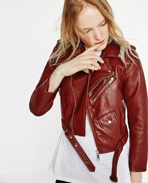 S-XL nuevo Otoño Invierno moda colores brillantes buena calidad señoras  básica calle mujeres corta 759a15aa17e