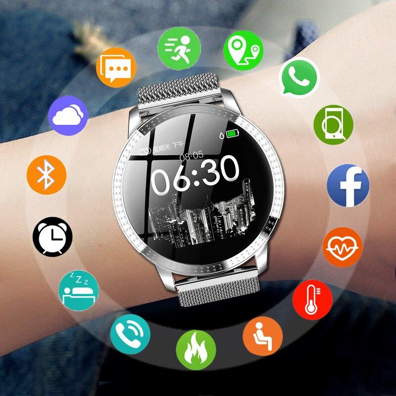 SANDA Montre Smart Watch Femmes Sport LED Numérique Montres Électronique Marque De Luxe Dames Montre-Bracelet Pour Les Femmes Horloge Femmes Montres