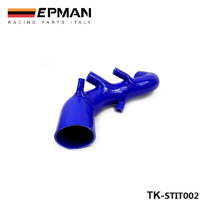 Silicone Turbo boost Intercooler Induction Pipe Hose Kit  For Seat Leon Cupra R 1.8T 225 (1pc) EP STIT002|hose kit - title=
