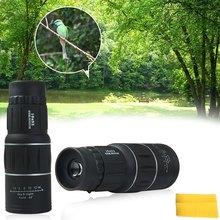 Best Buy 16 x 52 Dual Focus Zoom Optic Lens Monocular Telescope Binoculars Multi Coating Lenses Dual Focus Optic Lens Day Night Vision