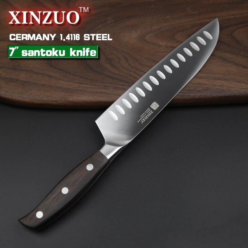 Xinzuo 7 Japanese Chef Messer Deutsch Stahl Kuche Messer Super