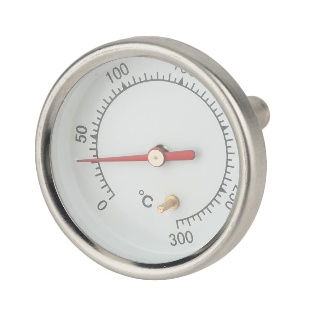 1 pc 2017 nouveau instantané lire artisanat en acier inoxydable cuisine nourriture cuisson café lait mousse thermomètre cuisine thermomètre