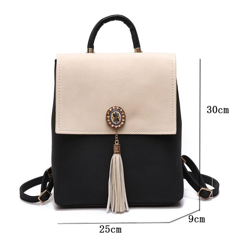 Tassel Women Small Backpack PU Leather HTB1kkjJSpXXXXbmXVXXq6xXFXXXY