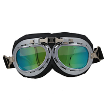 1x motorcycle goggles bike goggles sunglasses safety goggles Aviator glasses colored