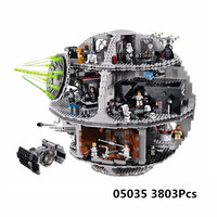 Lepin 05035 Death Star Building Block Bricks Toys Compatible Legoinglys 10188 Wars Children Educational Birthday Toys Gifts