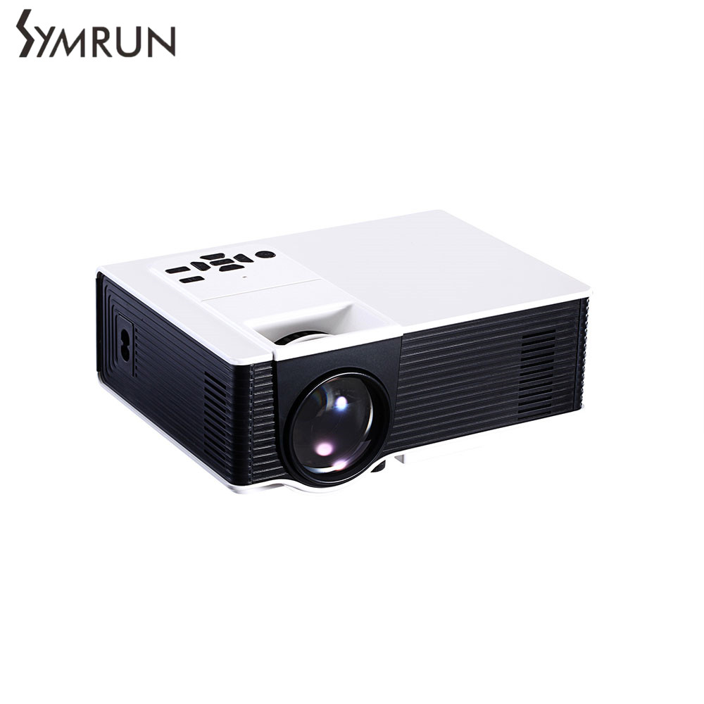 Android Projector VS319 3D Mini Projector Full HD Wifi Bluetooth Projectors For Video Movie Projector Mini