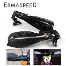 Пара мотоциклетных щитков для рук 22 мм 7/8 ''ABS пластик защита для рук 11 цветов для KTM SX EXC XCW SMR защита для мотокросса