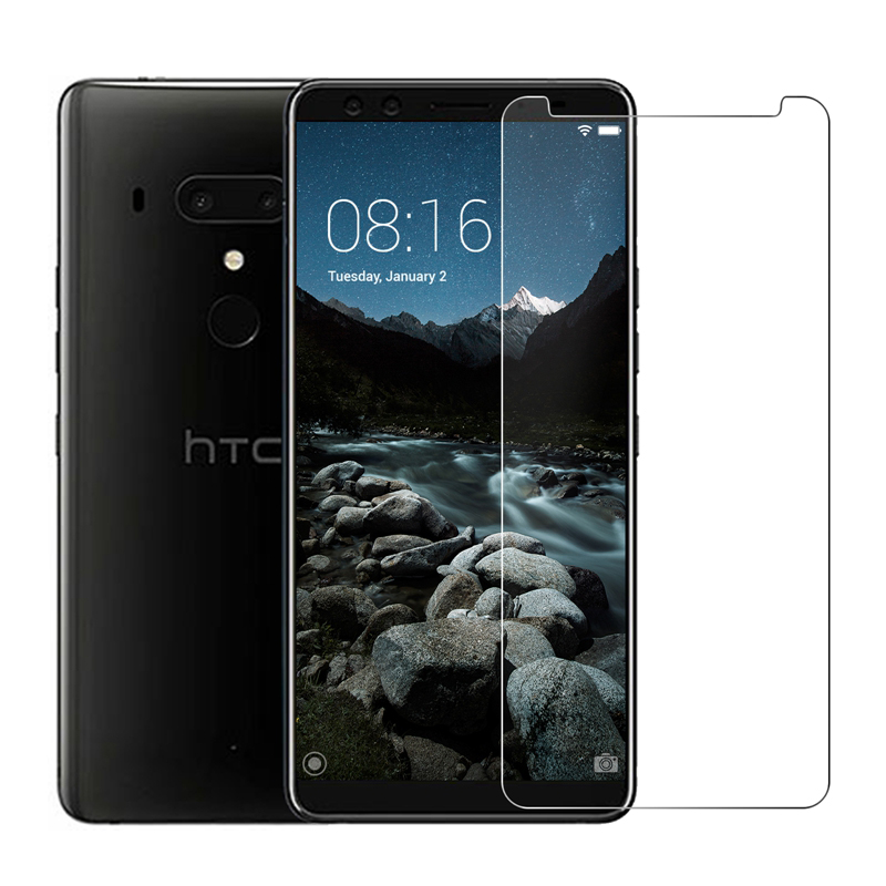 Wangcangli Glass For HTC Desire 12 Plus Tempered Glass Protective Film 9H Screen Protector For HTC Desire 12 U12 Plus