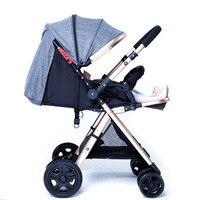 Babyfond переносная, для прогулок с малышом детская тележка подвеска складной зонт автомобильный карман велосипед 5,8 Кг