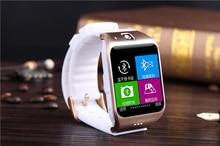2016 heißer großhandel smart watch lg118 bluetooth smartwatch armbanduhr build-in nfc unterstützung dual-sim-karte hd-bildschirm für android