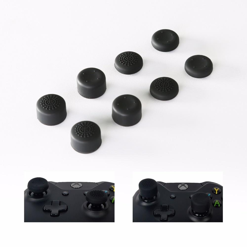 GameSir W60X198-Controller Incavi per i pollici, Analog Stick Grip Covers Skin per Xbox Uno/Controller Sottile, miglior Caps per il Gioco