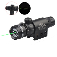 Green Laser Dot optical Sight Scope With Mount for Pistol Rail and Rifle For Air
