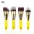 4 Peças Conjunto de Pincel de Maquiagem Suave Rosto Make Up Brushes Pincéis de Maquiagem Beauty Cosméticos