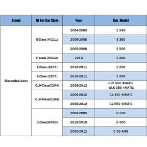Image 5 - น้ำมันกรองสำหรับ Mercedes Benz E Class W211 W212 A207 C207/GLK Class X204 X164/G Class W463 2003 2004 2005  2012 ชุดกรอง
