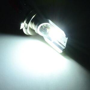 Image 5 - 1pc DC12V H4 LED אופנוע אופנוע פנס Moto ערפל אור מנורת חד צדדי הנורה 800 2000LM 6000K עבור טוסטוס סקוטר טרקטורונים