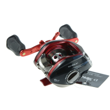 DMK 11+1BB Baitcasting Fishing Reel Left/Right Hand Bait Casting  Fishing Wheel Carp Fishing Tackle for Fresh/Salt Water pesca