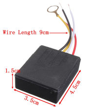 1PC New 3 Way AC 150W Desk light Parts Touch Control Sensor lamp Switch Dimmer 220V 50Hz For Bulbsc Sensor(China)