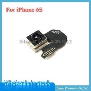 Image 2 - 1Pcsด้านหลังกล้องFlex CableสำหรับiPhone 6S 7 8 Plus X XS Max XR 11 Pro maxแฟลชริบบิ้นโมดูลชิ้นส่วนซ่อมเลนส์เปลี่ยน